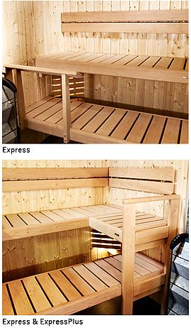 Finský smrk do sauny